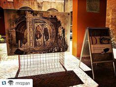 "#Repost @mrzpan ""D"" alla #biblioteca #palazzogambalunga @biennaledisegnoRN #mybiennaleRN #rimini #igersrimini #ig_rimini #volgorimini #volgoitalia #ig_emiliaromagna #igersemiliaromagna #disegno #biennaledisegno"