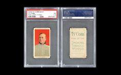 nice Rare Ty Cobb Baseball Cards Fetch $3M