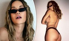 """Rita Ora totally NAKED as she whips fans into frenzy with eye-popping sideboob snap        https://www.instagram.com/p/BdYPxoiHs5R/  The 27-year-old popstar flashed everything for her 12.6 million Instagram followers when she uploaded the racy black and white shot.  Rita could be seen laying on her front to protect her modesty, propping herself up on her elbow and shooting a sultry glance at the camera.    Attention!!! This is Just an Announce to view full post click on the """"Visit"""" Button…"""