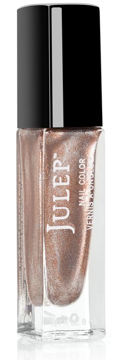 This new nail polish color is the perfect Rose Gold color! Never taking it off! Winnie
