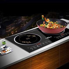 Portable Electric Dual Induction Cooker Cooktop Countertop Double Burner for sale Ceramic Cooker, Induction, Home And Garden, Kitchen Appliances, Cookers, Ceramics, Portable, Hot, Electric