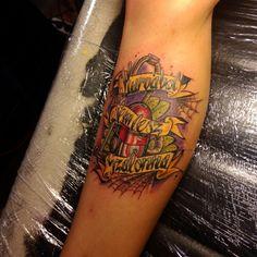 #vacumertattoo #tattoo #colortattoo