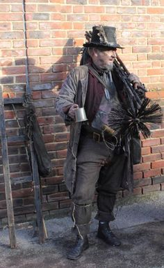 19th-Century-Chimney-Sweep