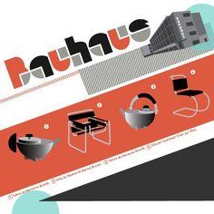Infografía: Bauhaus, Cuando la Forma Sigue a la Función