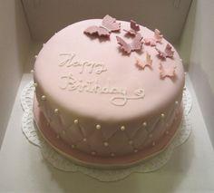 Birthday Cake by Birgit's Torten & Cupcakes Birthday Cake, Cupcakes, Cookies, Desserts, Food, Pies, Crack Crackers, Tailgate Desserts, Cupcake Cakes