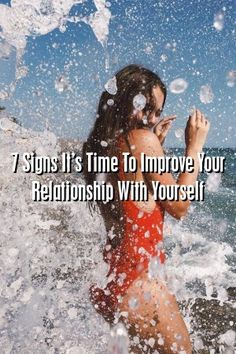 Relationultra 7 Signs It's Time To Improve Your Relationship With Yourself #marriage  #counselling  #romance