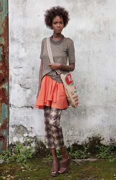 Niū fashion ss 2014 woman collection