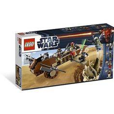 LEGO Star Wars Desert Skiff (9496) NEW IN BOX