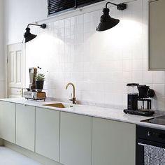 Another lovely kitchen #interior #interiordesign #interiör #inredning #interiør #inspiration #dekoration #decoration #design #homedecor #moodboard #scandinaviandesign #møbler #inspirasjon #nordiskehjem #interiørmagasinet #blackandwhite #inspo #interior2you #finahem #heminredning #danskdesign #instahome #instainterior #myhome