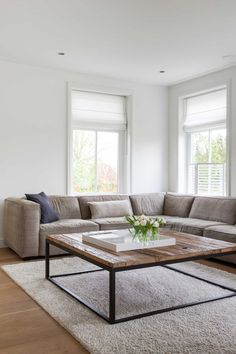 Simple, luxurious, and inviting, Belgian interior style is unlike any other. Learn how to decorate your home, Belgian style. Coffee Table Metal Frame, Simple Coffee Table, Coffee Table Design, Oversized Furniture, Large Furniture, Snug Room, Belgian Style, Decorating Coffee Tables, Decorating Your Home