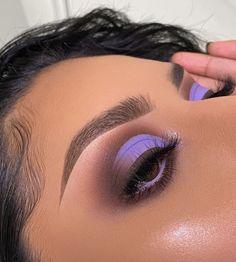 Dope Makeup, Baddie Makeup, Makeup Eye Looks, Eye Makeup Art, Glam Makeup, Pretty Makeup, Skin Makeup, Eyeshadow Makeup, Makeup Inspo