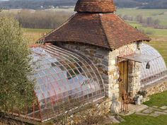 greenhouse in France