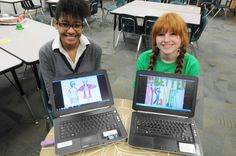 This Missouri student used her considerable talent to create this anti-bullying video. She won a national contest. Good job! And kudos to the teacher who made creating the video part of a class assignment.