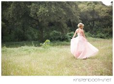 I love swishy dress pictures, and Kristen Booth is incredible!
