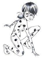 Disegni da colorare Miraculous Ladybug Disegno