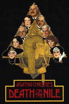 Muerte en el Nilo - Death on the Nile (1978) | Peter Ustinov en su primera y meritoria interpretación de Poirot...