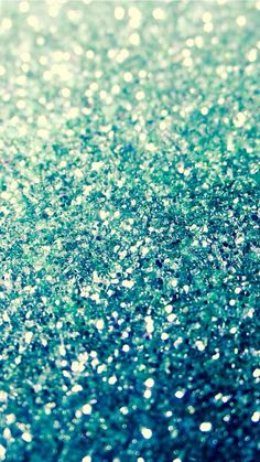 Ocean Blue Sparkles. Sparkling glitters girly blue backgrounds. Tap to see more awesome iPhone wallpapers like this! @mobile9
