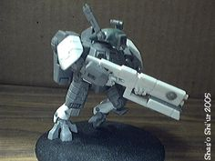 XV 8 Crisis Suit Tau sep't Conversion