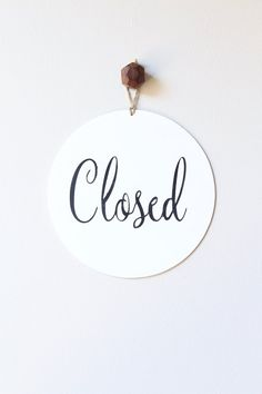 Sign custom sign store sign window etsy open closed business sign, custom s Closed Signs, Open Signs, Window Signs, Office Signs, Peace Quotes, Business Signs, Small Business Quotes, Vintage Design, Vintage Wood