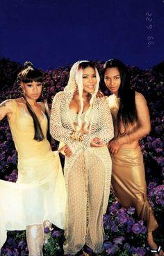 TLC on set of Unpretty 30965864 New Jack Swing, Tlc Group, Girl Group, Lisa Left Eye, Hip Hop, Women In Music, Music Photo, Black Girl Magic, 90s Fashion