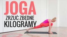 Joga w Domu z Basią Lipską - Zrzuć Zbędne Kilogramy Healthy Style, Gym Workouts, Pilates, Detox, Cardio, Health Fitness, Sports, Life, Youtube