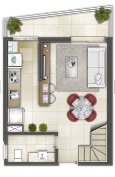 Sims House Plans, House Layout Plans, Small House Plans, House Layouts, House Floor Plans, Home Room Design, Tiny House Design, Home Design Plans, Modern House Design