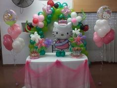 decoracion kitty by ambientebuenosaires, via Flickr