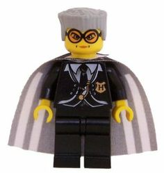 """Madame Hooch - LEGO Harry Potter 2"""" Figure by Unkown. $2.99. Exclusive to LEGO Set 4726 Quidditch Practice, only produced in 2002."""