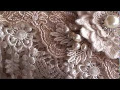 Hi, here is my lace box, I hope you like it. Thanks for watching, hugs Tricia x Tresors de Luxe- http://www.etsy.com/uk/shop/TresorsdeLuxe?section_id=1353895...