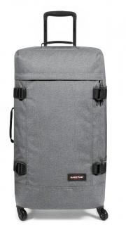 Rollenkoffer grau L Koffer Eastpak Sunday Grey TSA-Schlos Suitcase, Sunday, Travel Bags, Grey, Domingo, Suitcases