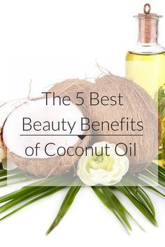 Coconut oil has become a popular ingredient in many beauty products, and has become the staple ingredient for many beauty-conscious women around the world. So what are the beauty benefits of coconut oil? Coconut Oil For Acne, Cooking With Coconut Oil, Benefits Of Coconut Oil, Organic Coconut Oil, Organic Skin Care, Natural Skin Care, Natural Beauty, Natural Hair, Skin Care Remedies