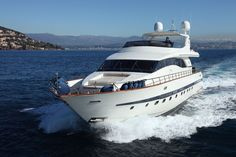 Luxury Yacht Charter, Super yacht Bluebird of Happines our mega yacht Emporium Yachts