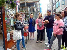 Eating Amsterdam tour