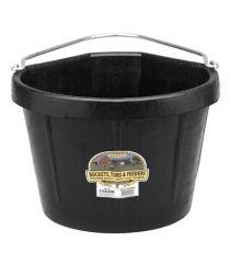 DuraFlex 5 Gallon Rubber Corner Bucket - Statelinetack.com