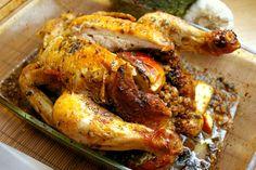 Kurczak nadziewany