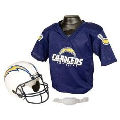 San Diego Chargers Costumes