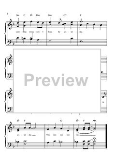 Yesterday Sheet Music Preview Page 2