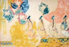 "Saatchi Art Artist Elham Etemadi; Painting, ""Tea and Every Day, SOLD"" #art"