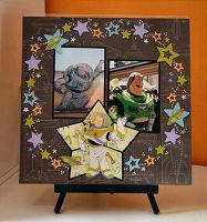 Gallery Projects - Scrapbooking - Disney - Two Peas in a Bucket