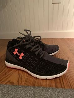 468aa3ca9507 Under Armour Womens Running Shoes Size 8 NEW  fashion  clothing  shoes   accessories