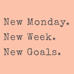 Yes!! New goals....trying to be a better me. Only good vibes!