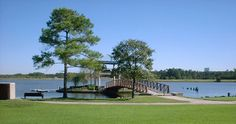 """There is a park at the south end of the lake called """"South Shore Park""""…"""