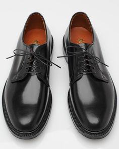 The perfect suit shoe (and yes I would wear these with denim and or chinos).