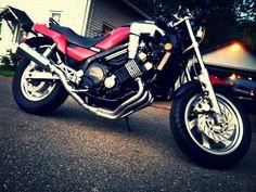 Yamaha Fazer 700