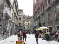 Napoli Italia (Luglio)