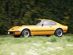 Opel GT/J 1968–1973