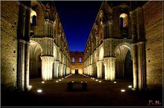 Abbazia di San Galgano - Siena -