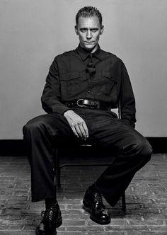 Том Хиддлстон в Interview Magazine (Интернет-журнал ETODAY)
