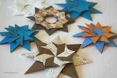 Origami Sterne