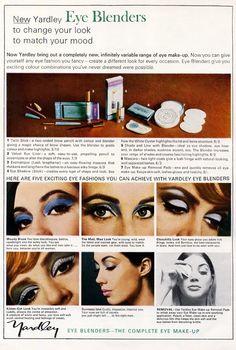 omm vintage: Pretty 60s Makeup Inspiration!